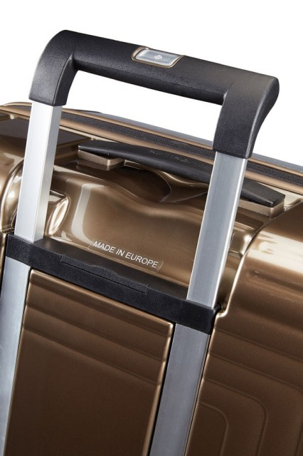 Samsonite Neopulse 55 cm Cabin str Metallic Sand